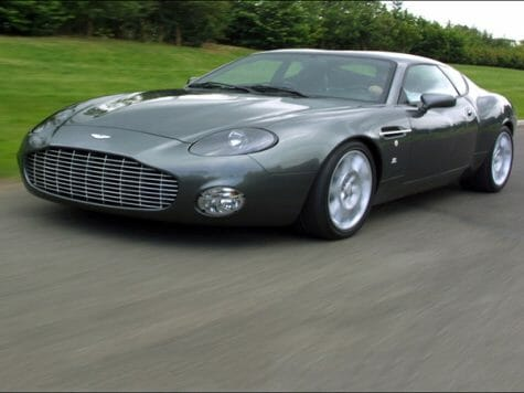 Aston Martin Db7 Zagato Cars For Sale