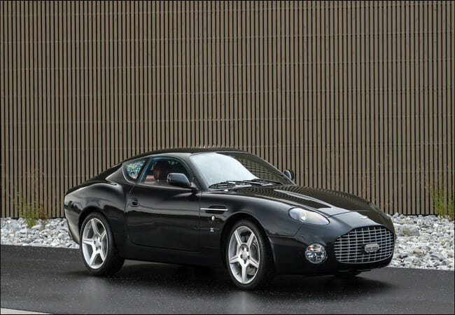 Aston Martin Db7 Zagato For Sale