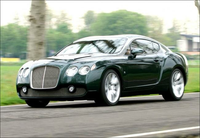 Bentley Zagato
