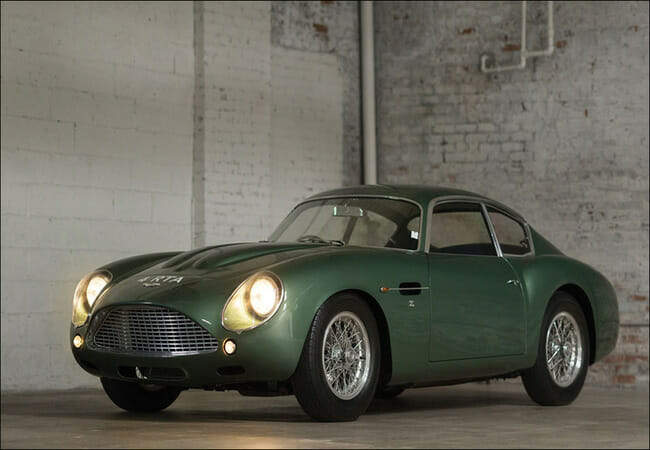 Db4 Gt Zagato For Sale