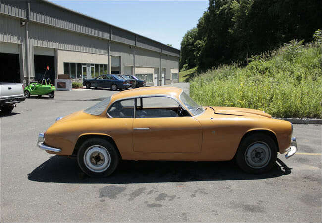 Lancia Flaminia Zagato For Sale