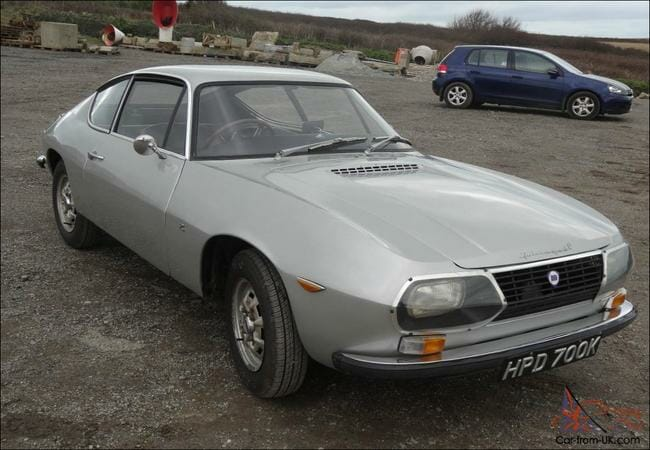 Lancia Fulvia Zagato For Sale