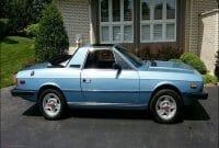 Lancia Zagato 1982
