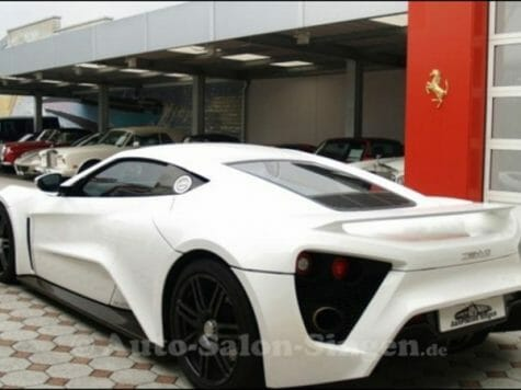 Zenvo St1 For Sale Uk
