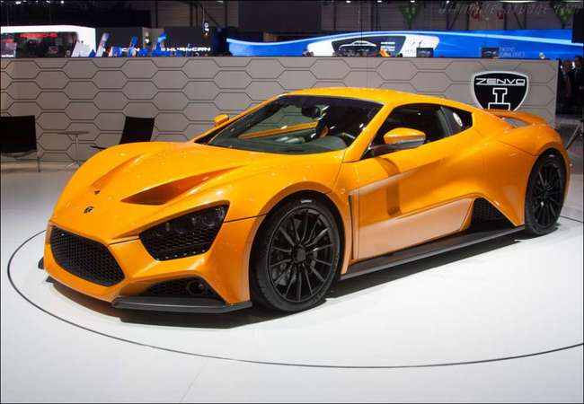 Who Else Is Lying to Us About Zenvo St1 Msrp?
