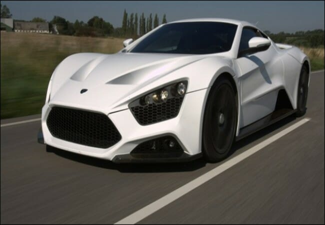 Buying Zenvo St1 Specs
