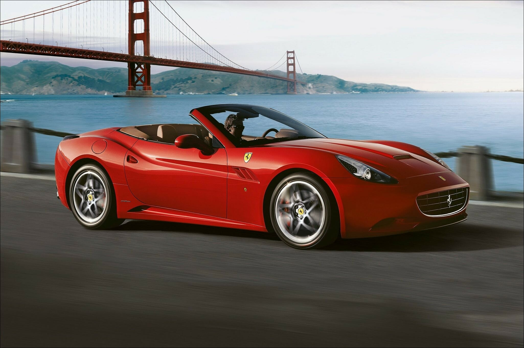 0 60 Ferrari California