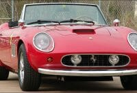 1961 Ferrari 250 Gt California Replica For Sale