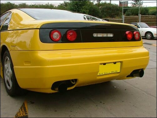 300zx Ferrari Tail Lights