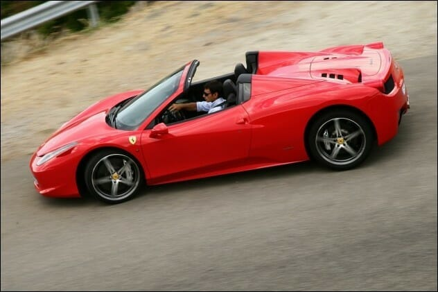 458 Ferrari For Sale Australia