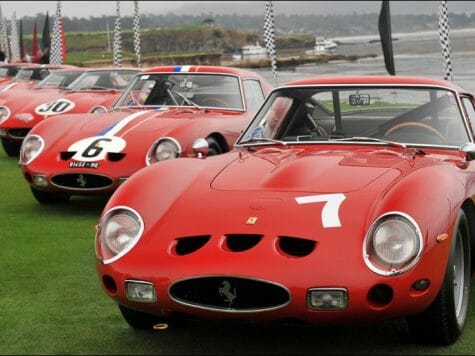 62 Ferrari 250 Gto For Sale