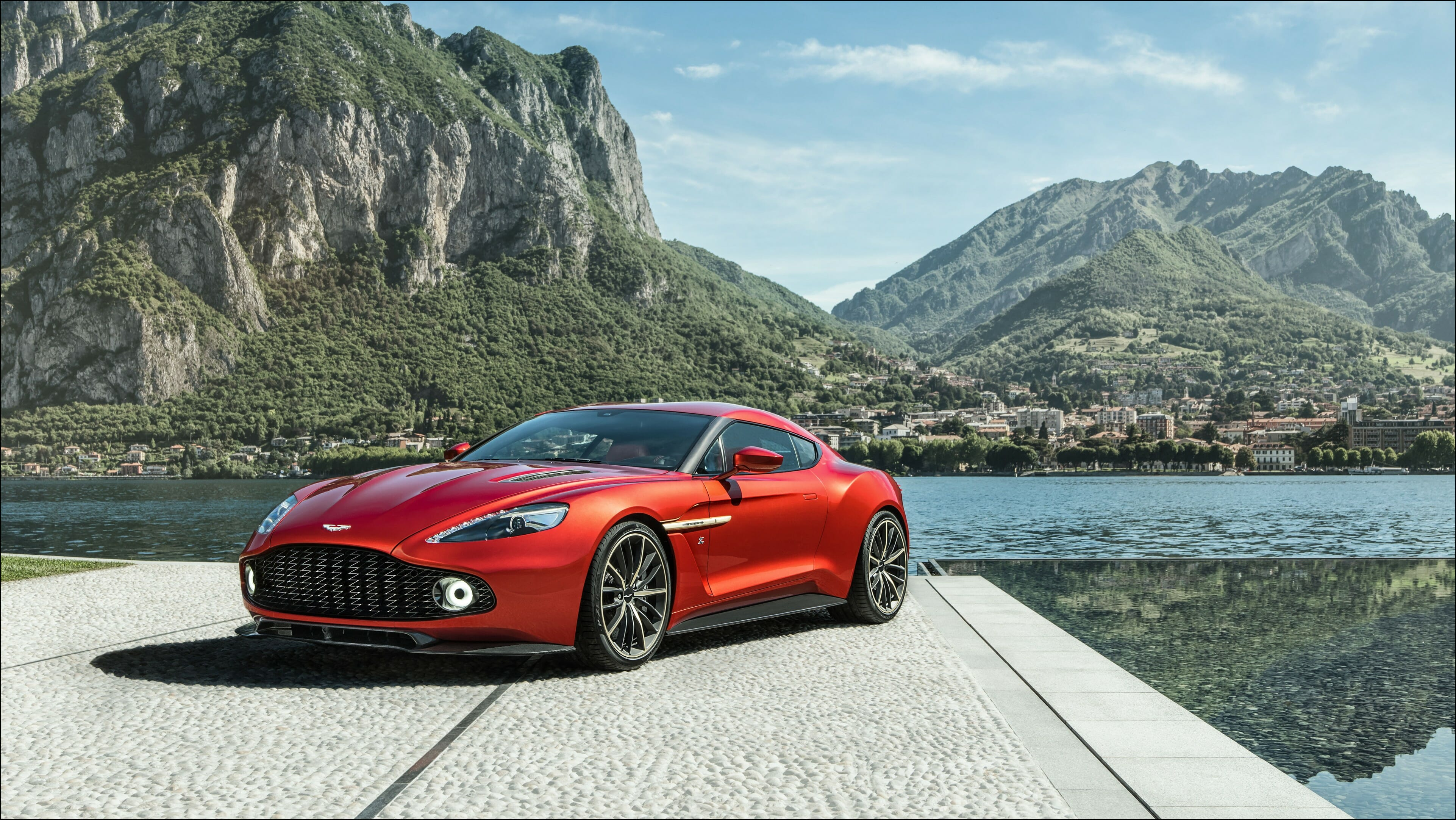 Aston Martin Zagato Top Speed
