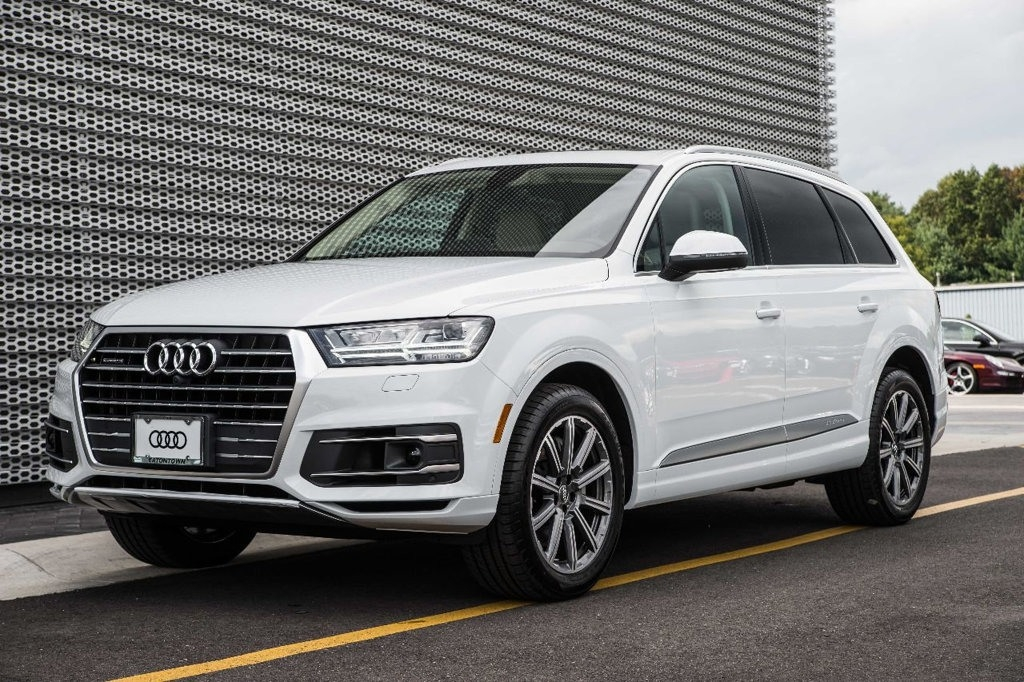 The 2018 Audi Q7 Redesign and Price