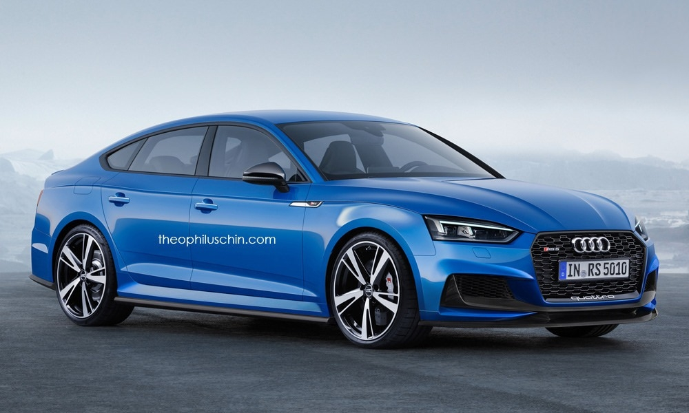 The 2018 Audi Rs5 Price and Release date