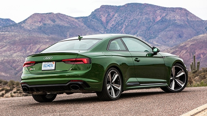 New 2018 Audi Rs5 Overview