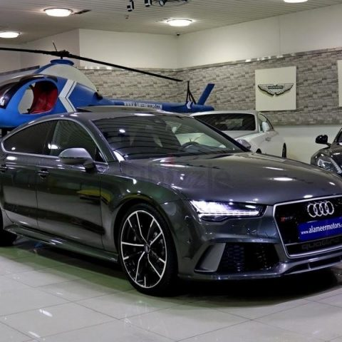 New 2018 Audi Rs7 New Review