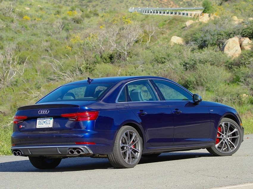 The 2018 Audi S4 Release Date