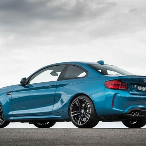 The 2018 BMW M2 New Interior