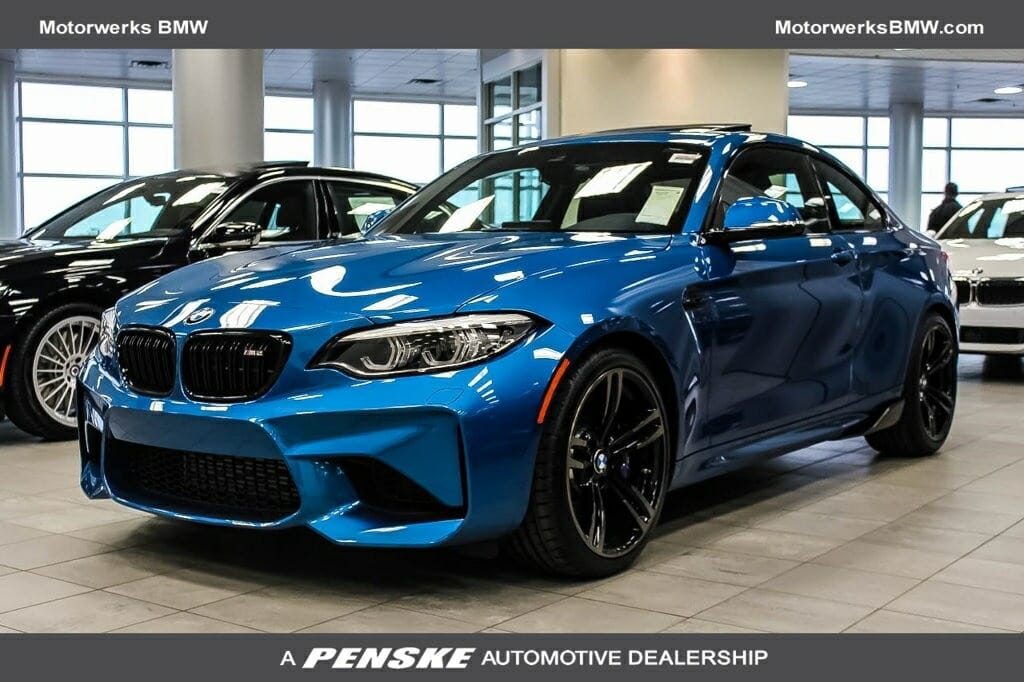 New 2018 BMW M2 Price and Release date