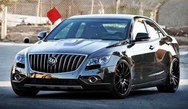 Best 2018 Buick Grand National Gnxprice Review