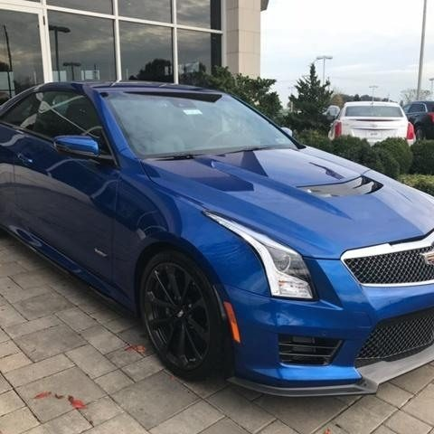2018 Cadillac Ats V Coupe Redesign