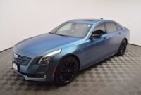 New 2018 Cadillac Ct6 Redesign