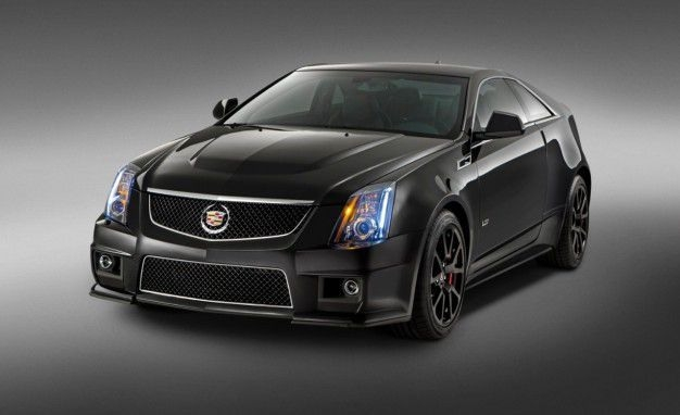 2018 Cadillac Cts V Coupe First Drive