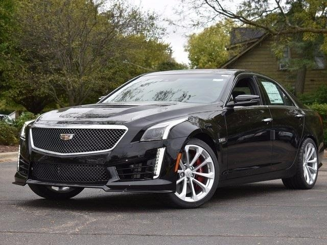 2018 Cadillac Cts V Redesign