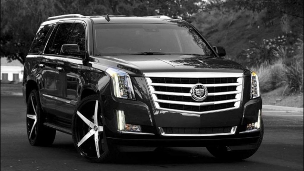 2018 Cadillac Escalade Vsport First Drive
