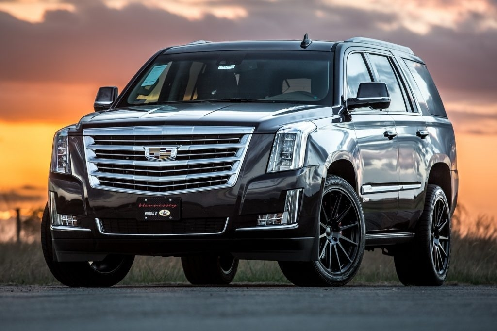 New 2018 Cadillac Escalade Vsport First Drive