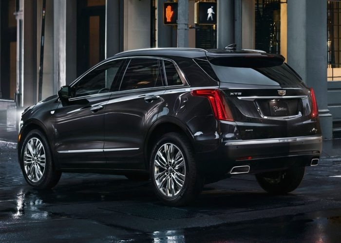 The 2018 Cadillac Srx Redesign and Price