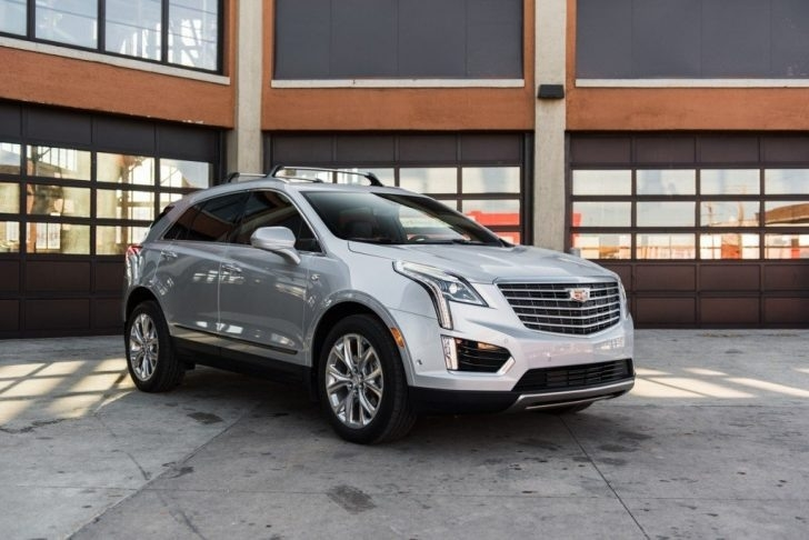 2018 Cadillac Srx Redesign and Price