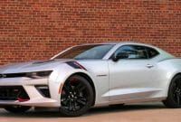 New 2018 Camaro Ss Review and Specs