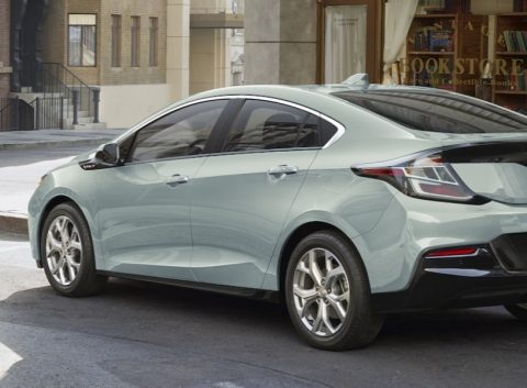 New 2018 Chevrolet Volt Redesign and Price