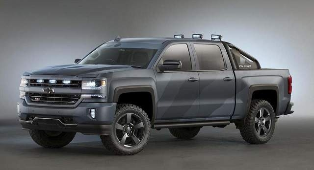 2018 Chevy Cheyenne Ss Review and Specs