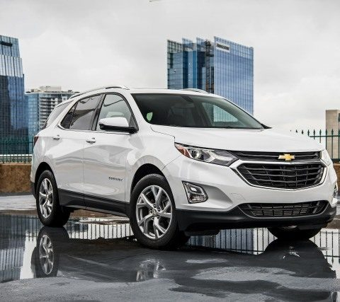 The 2018 Chevy Equinox Release Date