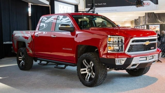 The 2018 Chevy Reaper Exterior