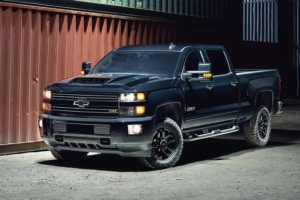 Best 2018 Chevy Silverado Hd Release date and Specs