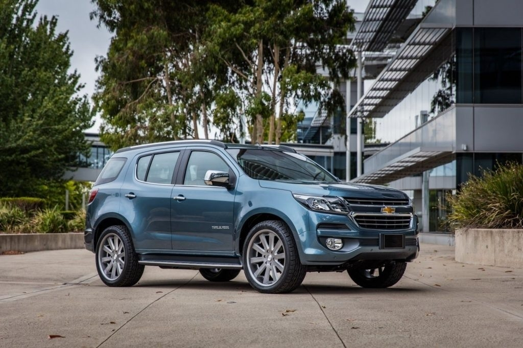 The 2018 Chevy Trailblazer New Review