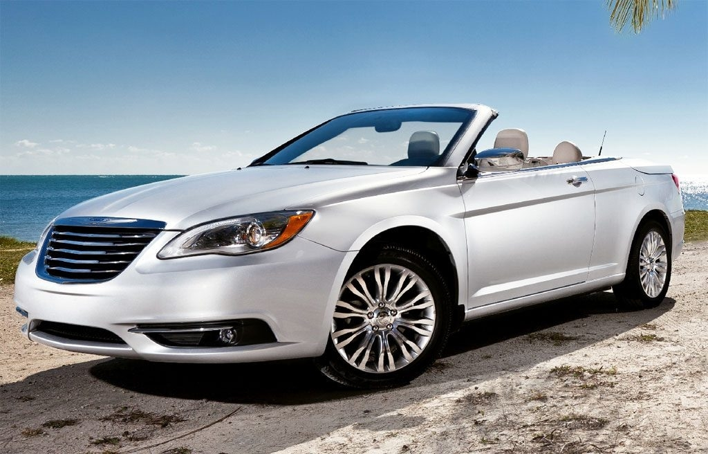 Best 2018 Chrysler 200 Convertible Picture