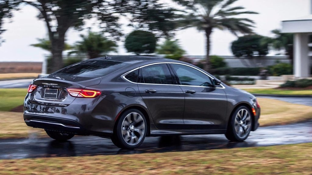 The 2018 Chrysler 200 Release Date