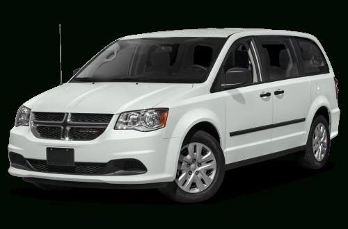 New 2018 Dodge Grand Caravan Redesign