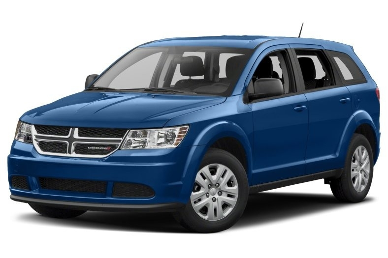 The 2018 Dodge Journey Picture
