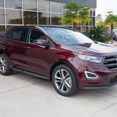 Best 2018 Ford Edge Sport Price
