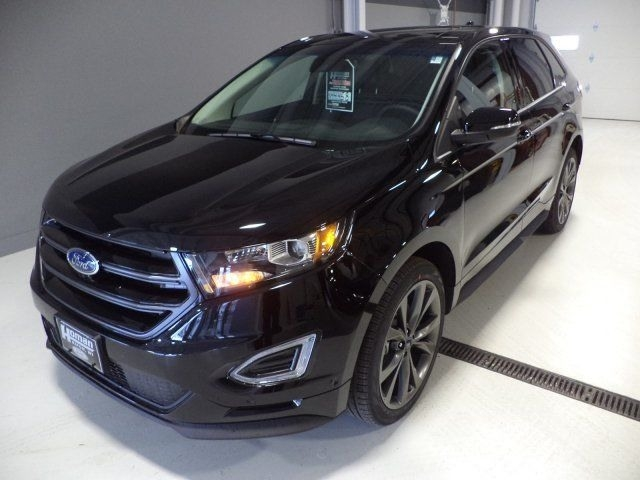 New 2018 Ford Edge Sport New Release