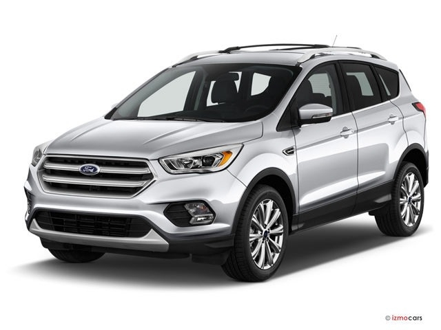 New 2018 Ford Escape Redesign