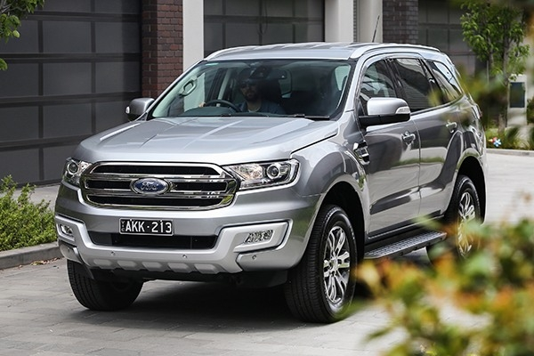 The 2018 Ford Everest Release Date