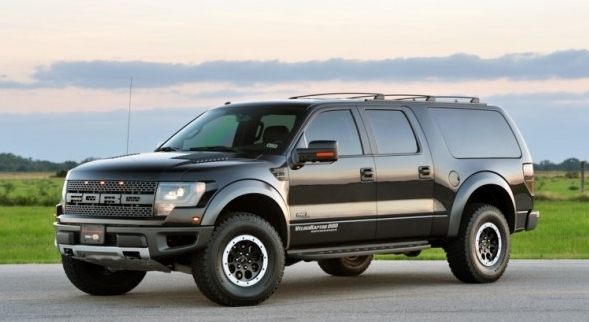 New 2018 Ford Excursion Spy Shoot