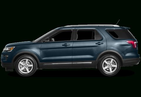 The 2018 Ford Explorer Concept