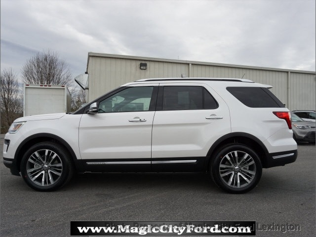 The 2018 Ford Explorer New Review
